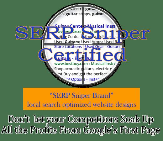 SERP Sniper Brand